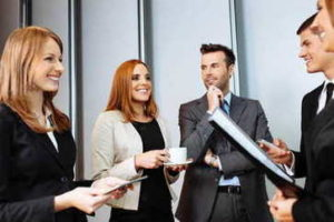 Interpreters for Business Networking