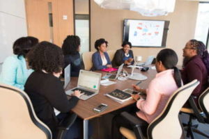 Interpreters for Business Meetings